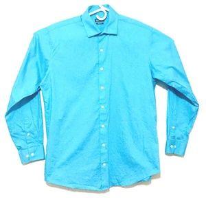Kenneth Cole Reaction Mens Regular Fit Dress Shirt